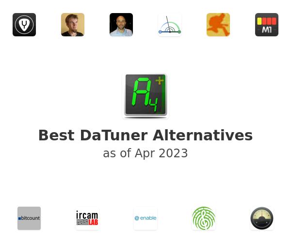 Best DaTuner Alternatives
