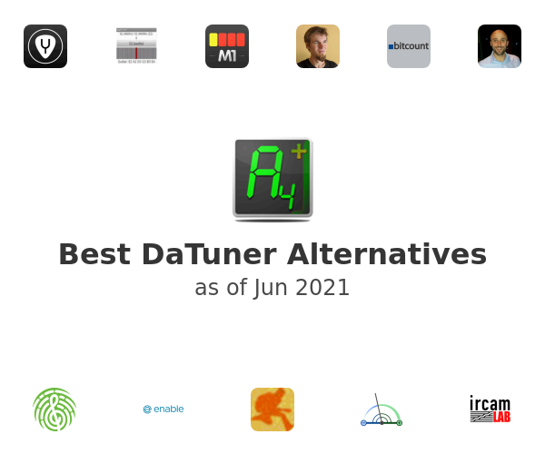Best DaTuner Alternatives