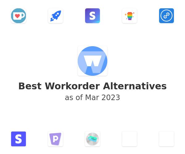 Best Workorder Alternatives