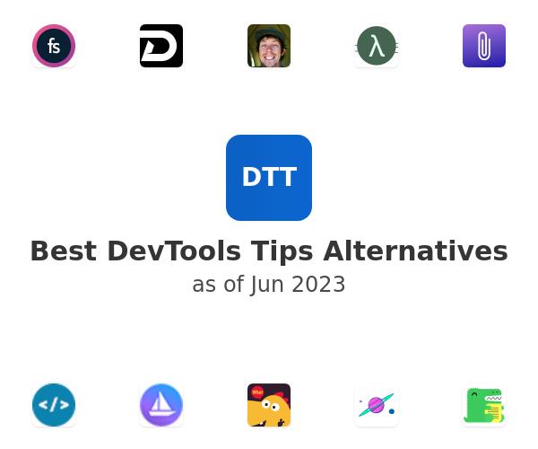 Best DevTools Tips Alternatives