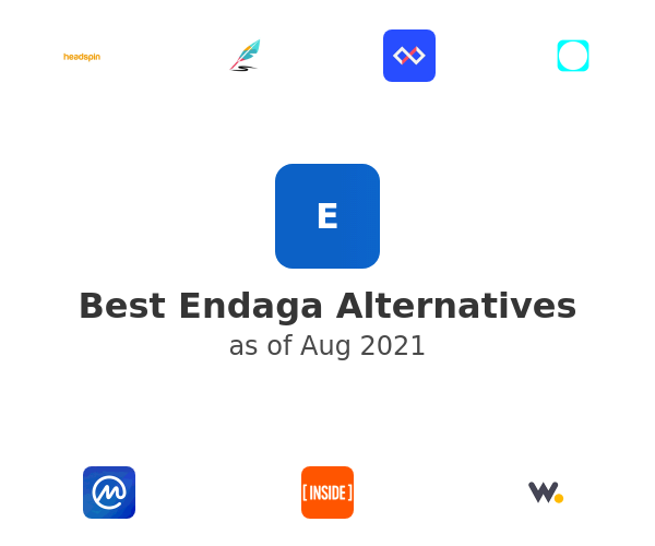 Best Endaga Alternatives