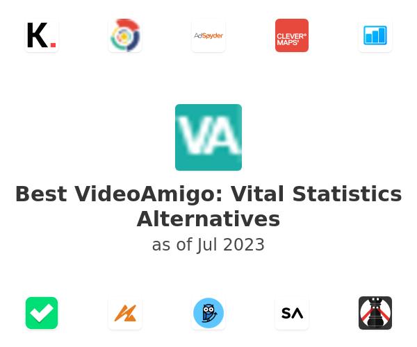 Best VideoAmigo: Vital Statistics Alternatives