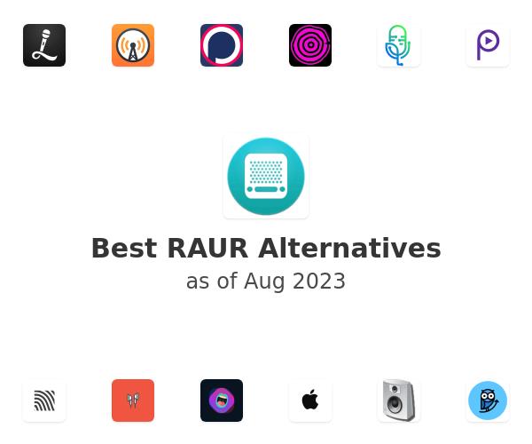 Best RAUR Alternatives