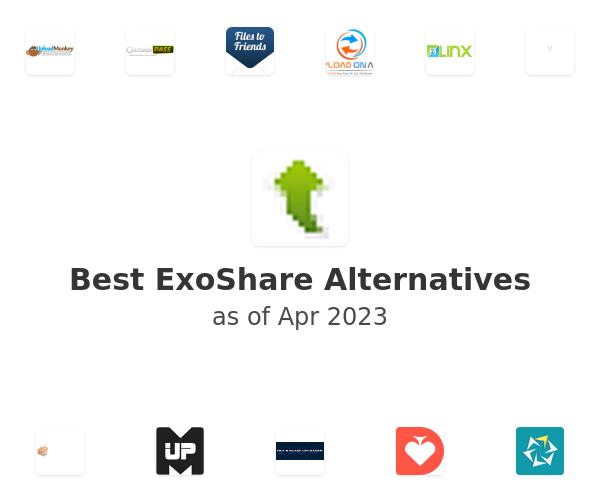 Best ExoShare Alternatives