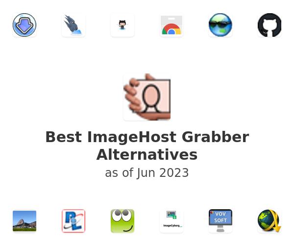 Best ImageHost Grabber Alternatives