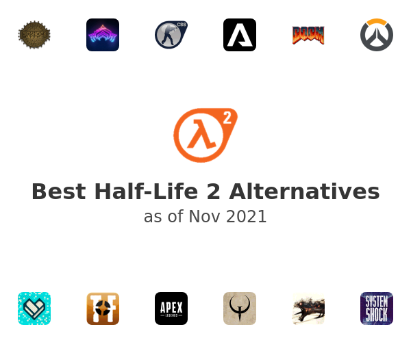 Best Half-Life 2 Alternatives