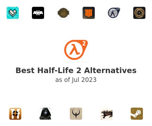 Best Half-Life 2 Alternatives