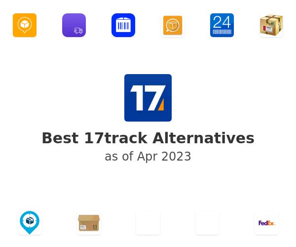 Best 17track Alternatives
