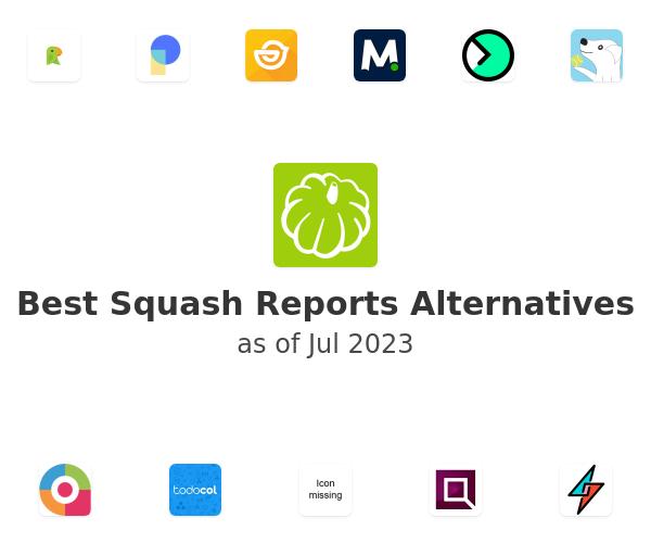 Best Squash Reports Alternatives