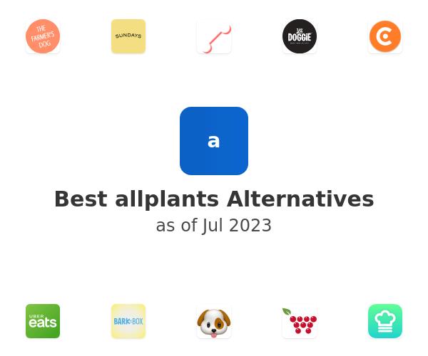 Best allplants Alternatives