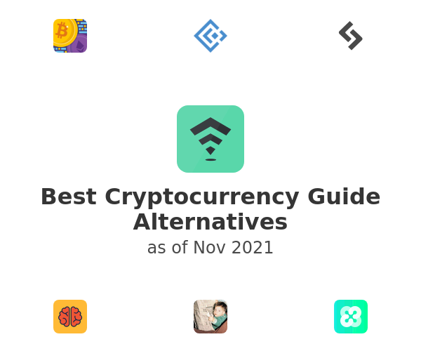 Best Cryptocurrency Guide Alternatives
