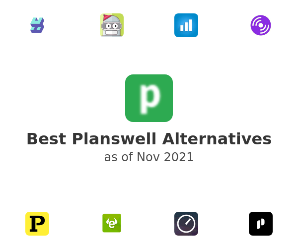 Best Planswell Alternatives