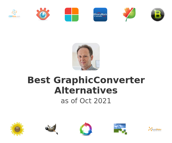 Best GraphicConverter Alternatives