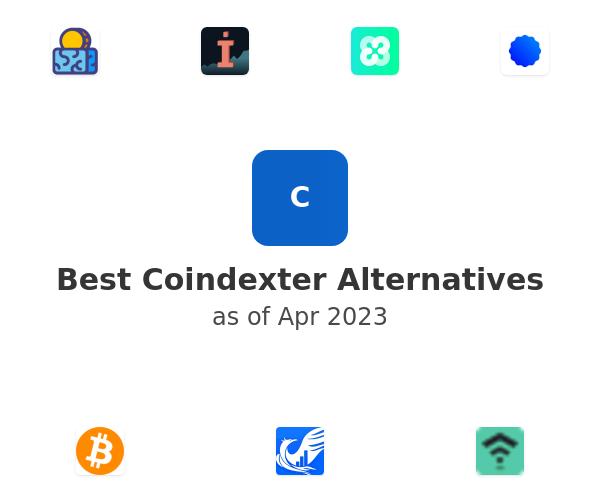 Best Coindexter Alternatives