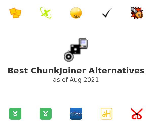 Best ChunkJoiner Alternatives
