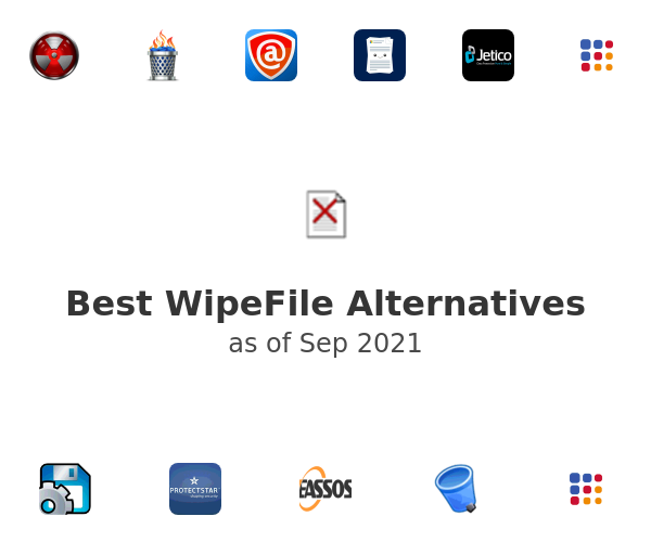Best WipeFile Alternatives