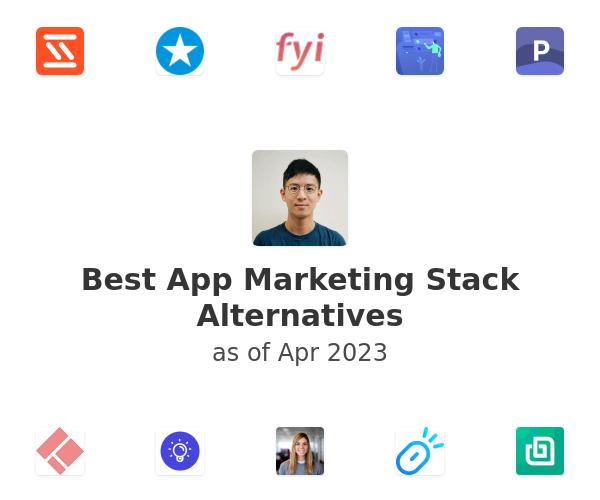 Best App Marketing Stack Alternatives