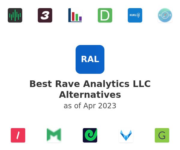 Best Rave Analytics LLC Alternatives