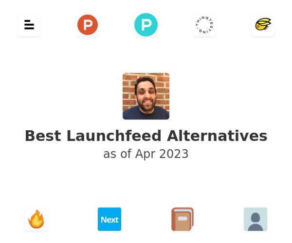 Best Launchfeed Alternatives
