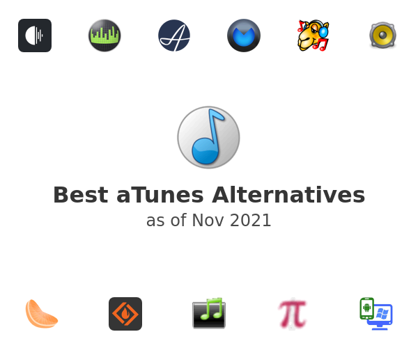 Best aTunes Alternatives