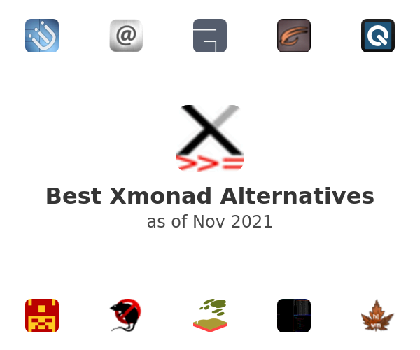 Best Xmonad Alternatives