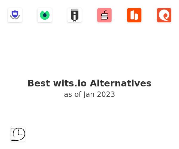 Best wits.io Alternatives