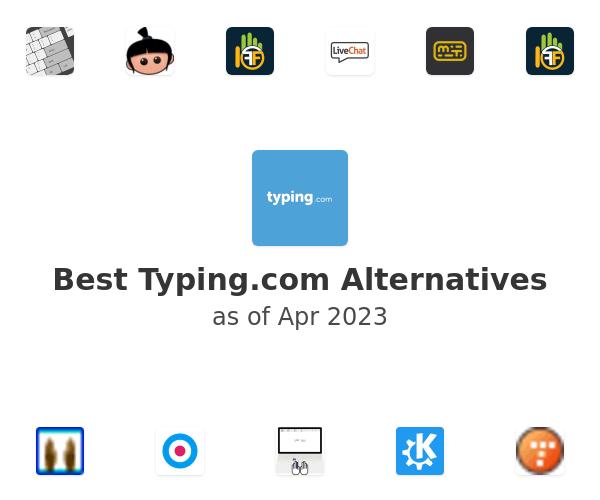 Best Typing.com Alternatives