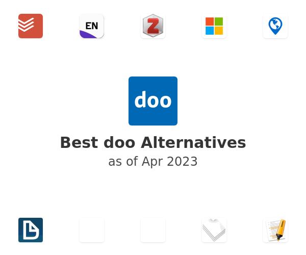Best doo Alternatives