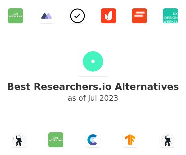 Best Researchers.io Alternatives
