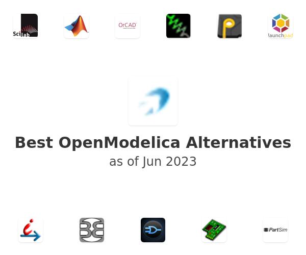 Best OpenModelica Alternatives