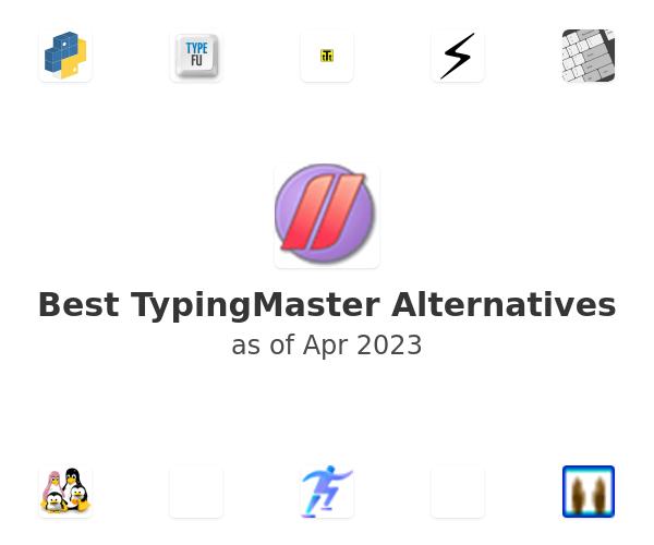 Best TypingMaster Alternatives