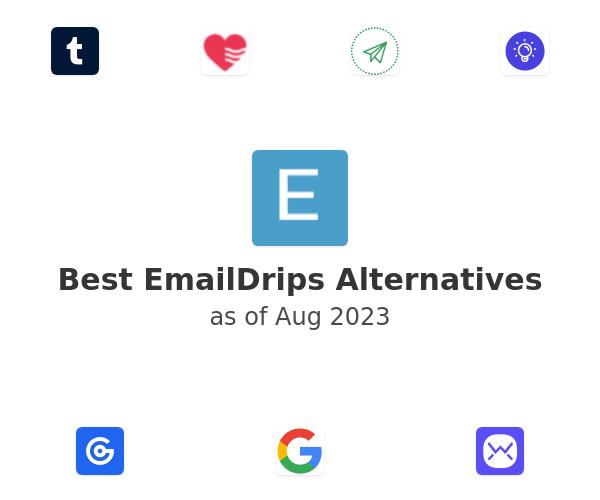 Best EmailDrips Alternatives