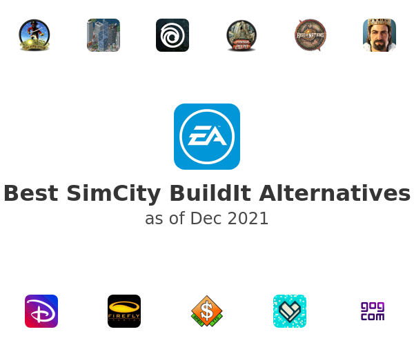Best SimCity BuildIt Alternatives