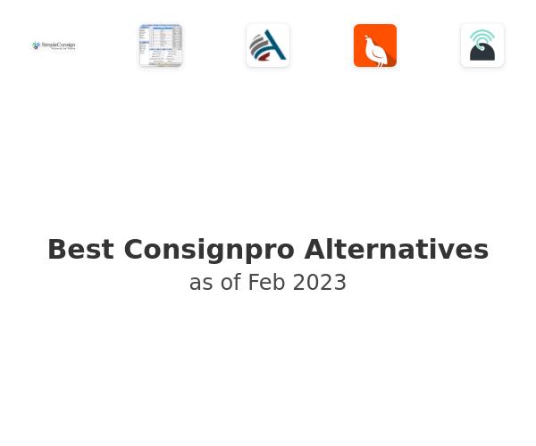 Best Consignpro Alternatives