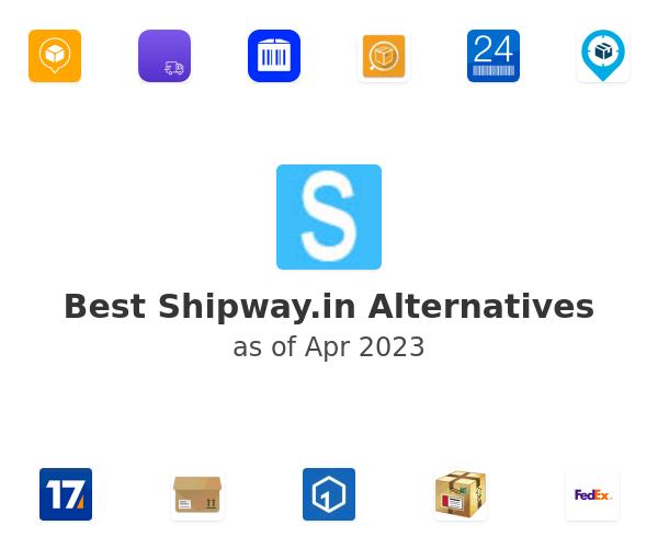 Best Shipway.in Alternatives