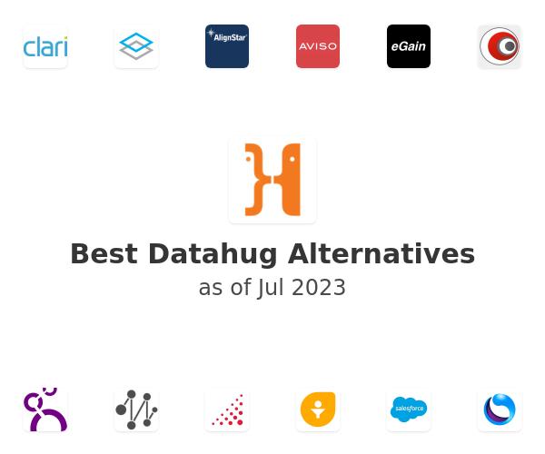 Best Datahug Alternatives