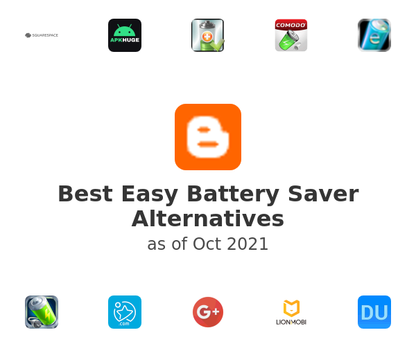 Best Easy Battery Saver Alternatives