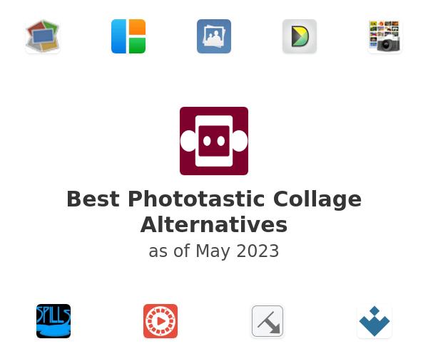 Best Phototastic Collage Alternatives