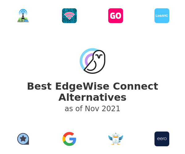 Best EdgeWise Connect Alternatives