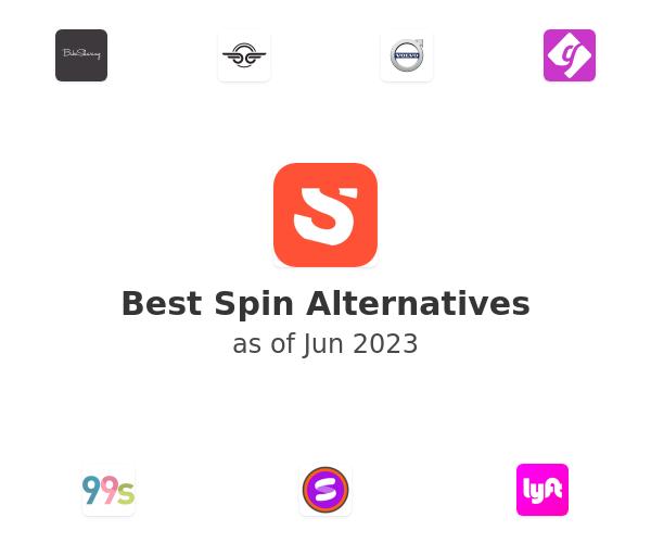 Best Spin Alternatives