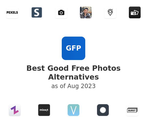 Best Good Free Photos Alternatives