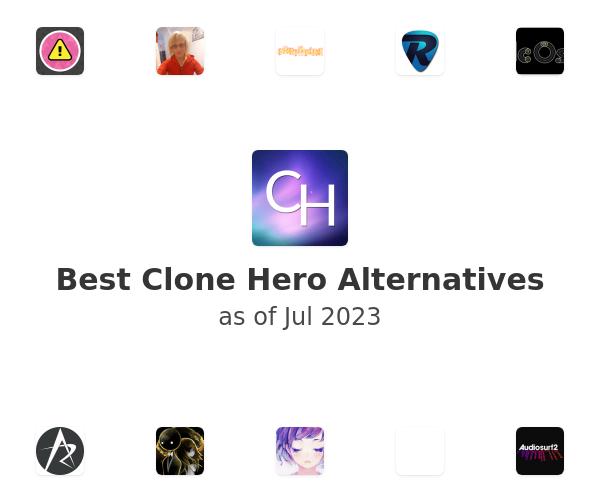Best Clone Hero Alternatives