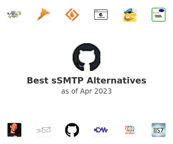 Best sSMTP Alternatives