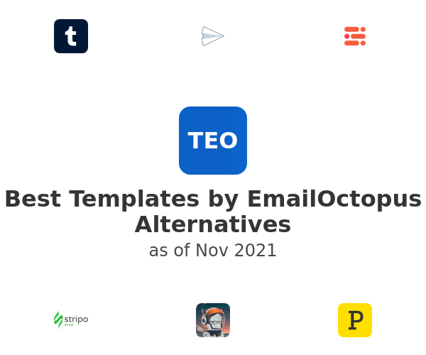 Best Templates by EmailOctopus Alternatives