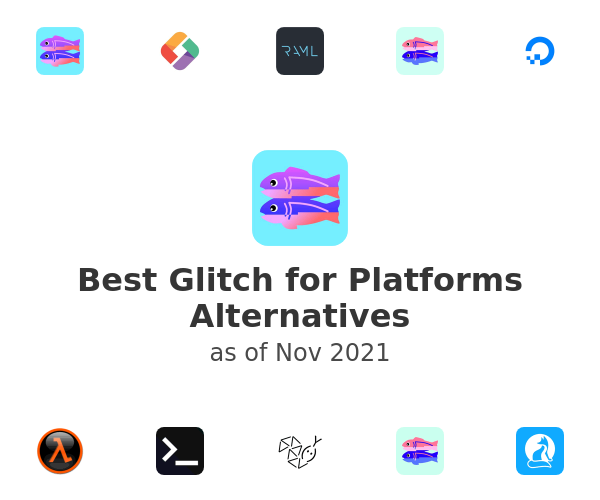 Best Glitch for Platforms Alternatives