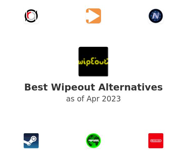 Best Wipeout Alternatives