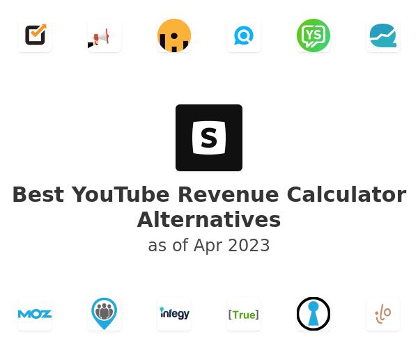 Best YouTube Revenue Calculator Alternatives