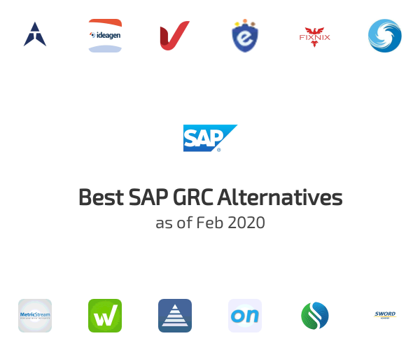 Best SAP GRC Alternatives