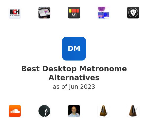 Best Desktop Metronome Alternatives