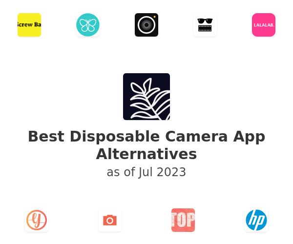 Best Disposable Camera App Alternatives